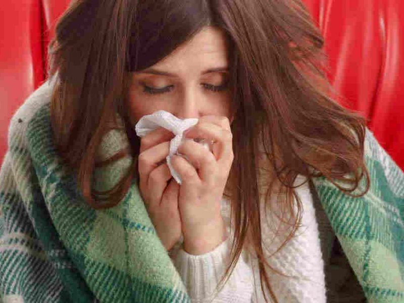 How to treat a dry chesty cough.