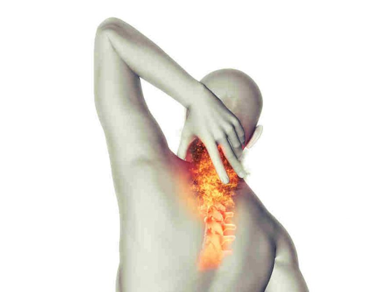 Back Neck Pain Relief